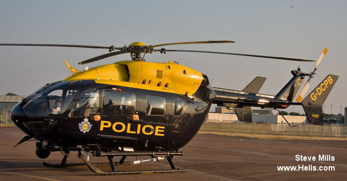 UK National Police Air Service confirmed plans to move to a 15-base model. 10 current bases will be closed between 2015 and 2017