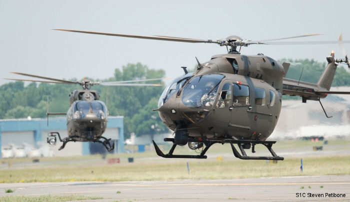 The New York Army National Guard will send one of its two UH-72 Lakota light utility helicopters-and an accompanying four-member aircrew-to the Arizona/Mexico border.