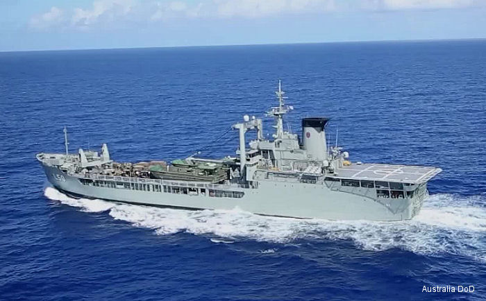 Operation Pacific Assist 2015: Australian Aid to Vanuatu