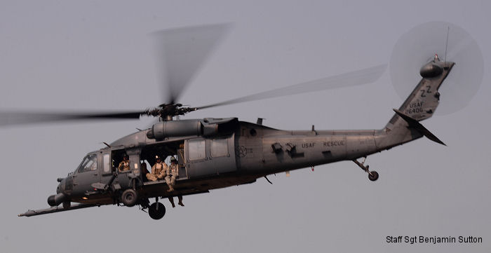 Pacific Thunder 15-02 exercise involved combat search and rescue drills during two weeks of constant training between U.S. and South Korean forces.