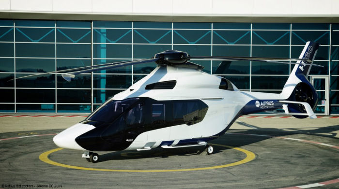 Airbus Helicopters will be presenting the H135, H145M, <a href=/database/model/1094/>H160</a>, H225M and NH90 helicopters on the static display.
