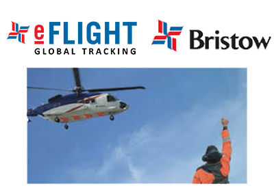 Pinpoint Positioning: Bristow Adds Global Tracking for Advanced Operations Support