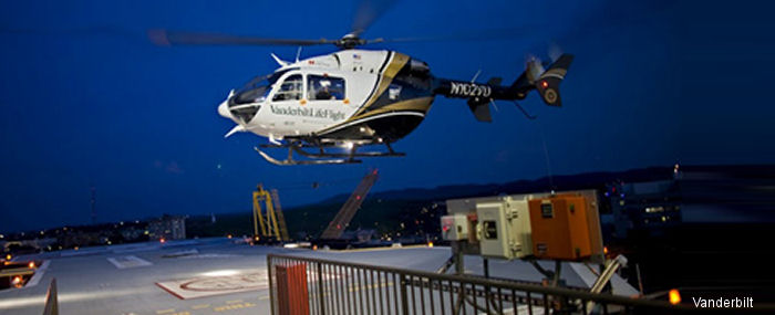 Research shows that airlifted trauma victims who receive blood transfusions in the helicopter before arriving at a trauma center have a higher chance of survival
