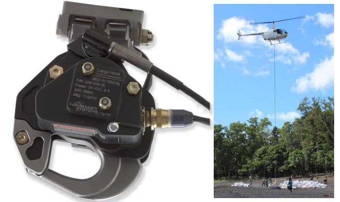 Onboard Systems International, Inc., today announced that its cargo hook kit for the Robinson R66 helicopter has been STC certified by the Federal Aviation Administration (FAA).