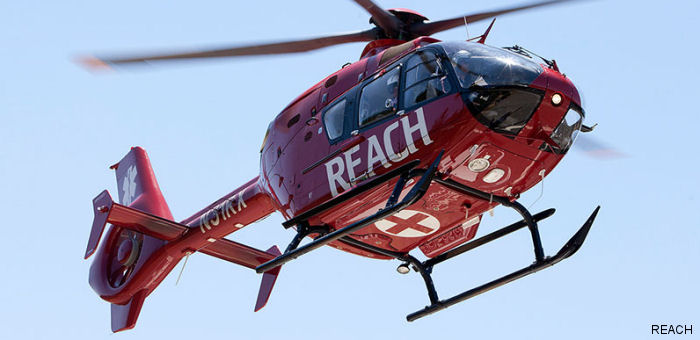 REACH Air Medical Services (REACH) announces the planned opening of its new air ambulance base in Alpine, California by Q4 2015.