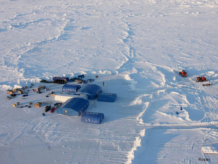 Rostec is helping to develop the Arctic