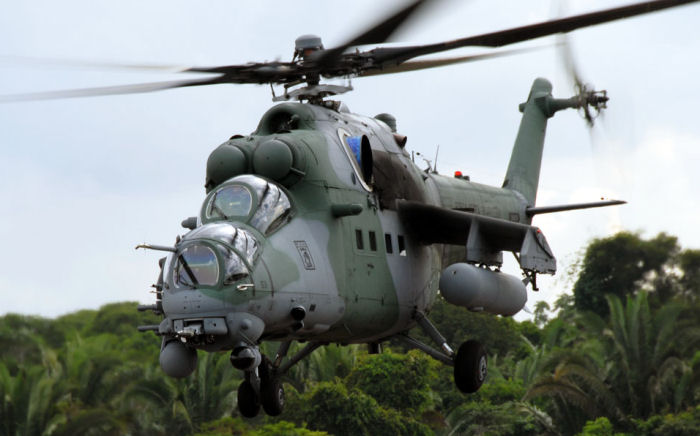 189 Russian Helicopters in Asia-Pacific Over 3 Years