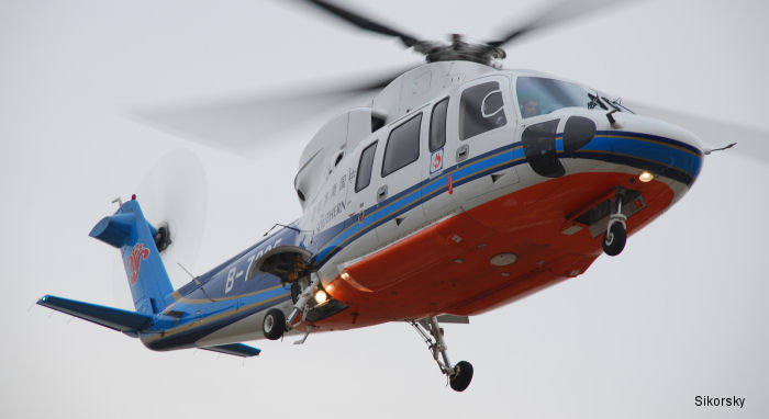 Mycopter Aviation Services to become the first Sikorsky-authorized Customer Support Center (CSC) in Southeast Asia for S-76 line of medium-size commercial helicopters.