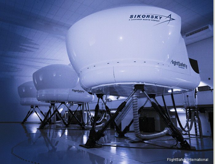 FlightSafety is the first S-76D simulator qualified to Level D, the highest, by the U.S. Federal Aviation Administration (FAA) and the European Aviation Safety Agency (EASA)