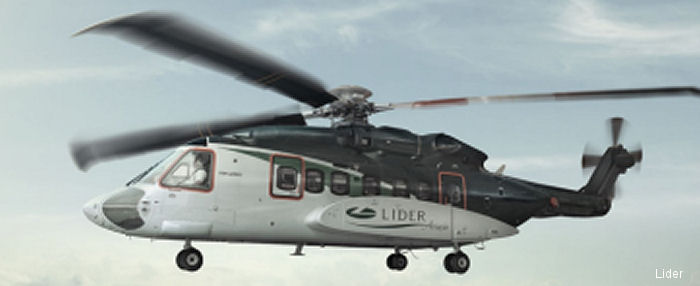 In its second transaction with Lider Taxi Aereo, Ireland-based Waypoint purchase and leaseback a Sikorsky S-92 for offshore oil and gas operations in Brazil.