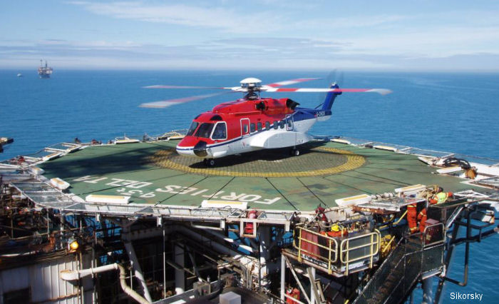 Rig Approach is a first of its kind functionality on the Sikorsky S-92 helicopter that provides helicopter operators with an automated approach to offshore rigs and platforms.