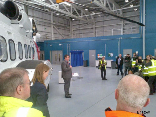 Inverness Search and Rescue Helicopter Service Launched