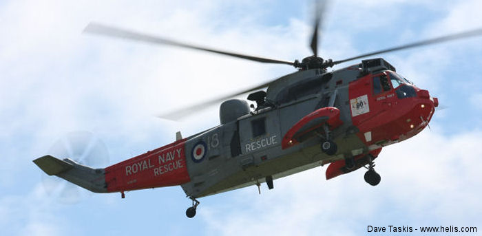 "Royal Navy Reservists from RNAS Culdrose have started the very last ever ""Flying-MOT"" scheduled maintenance of a Sea King Mk 5 before the aircraft is retired from service next year."