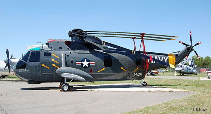 After five years of effort, the Patuxent River Naval Air Museum added a SH-3A Sea King helicopter to its fleet.