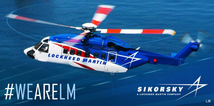 Aligned under the Lockheed Martin Mission Systems and Training (MST) business segment, Sikorsky Aircraft is now known as Sikorsky, a Lockheed Martin company.