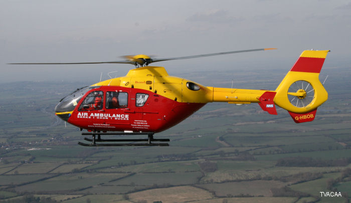 Thames Valley and Chiltern Air Ambulance (TVACAA) will be featured in the new Sky 1 TV show Air Ambulance ER. A six-part documentary featuring the day-to-day work of UK medical helicopters.