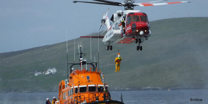 Sumburgh Search and Rescue Helicopter Base Marks Two Year Milestone as UK SAR Programme Ramps Up