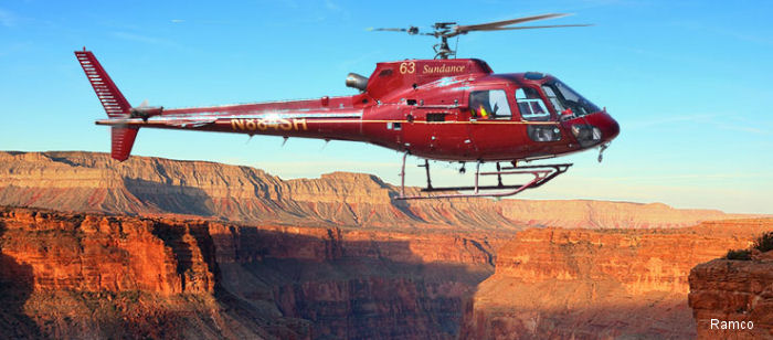 Sundance Helicopters, the longest running helicopter tour operator in Las Vegas Nevada, will implement Ramco Systems software to manage flight and maintenance operations for its fleet of 28 aircraft.