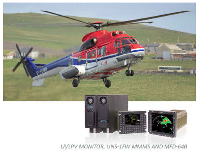Heli-One Offers Super Puma Operators New Universal Avionics Solution