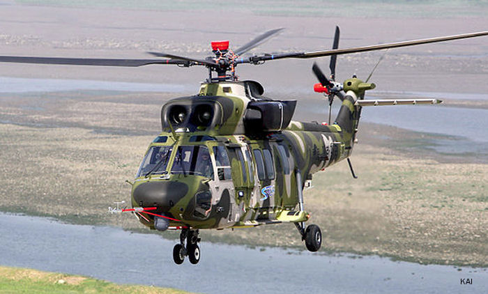 Airbus Defence and Space is joining forces with Huneed Technologies Co. Ltd., Incheon/Republic of Korea, to provide the new Korean Utility Helicopter Surion with advanced missile warning systems.