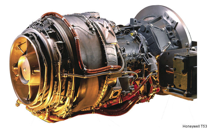 Bell Helicopter McTurbine Affiliate Receives Approval as a Honeywell T53 Series Service Provider