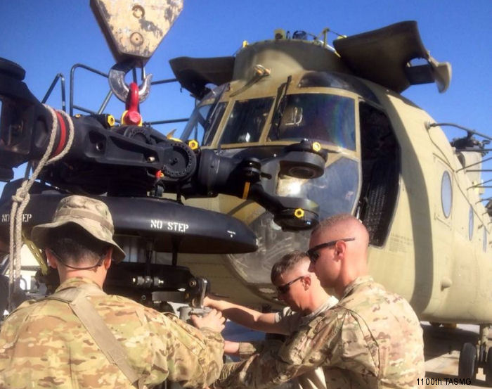 National Guard unit retrogrades aviation equipment worth $260 million