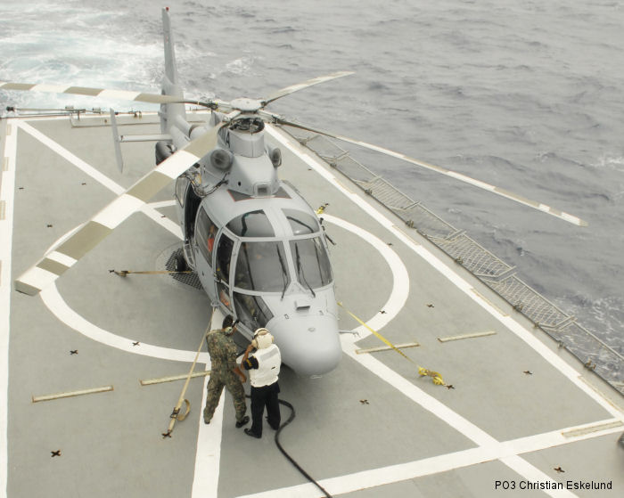 Tradewinds tests skills for Mexican, British navies