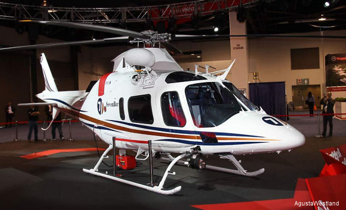 Genesys Aerosystems announced that AgustaWestland has selected the IDU-680 Electronic Flight Instrument System (EFIS) as standard factory-installed equipment on the AW109 Trekker helicopter.
