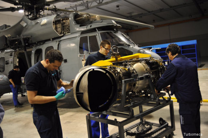 Turbomeca offers Poland best-in-class engine solution