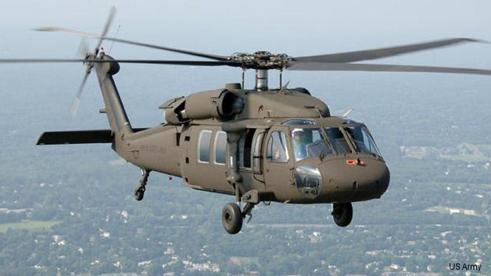 Slovakia Request UH-60M Black Hawk Helicopters