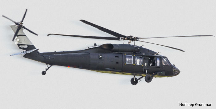Northrop Grumman will upgrade existing UH-60L Black Hawk helicopters into the UH-60V variant with a new avionics suite compatible with the <a href=/database/model/273/>UH-60M</a>