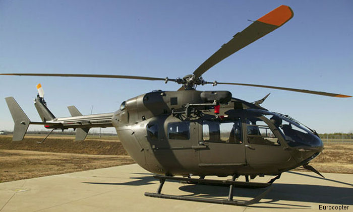 Airbus Defense & Space Inc from Herndon, Virginia was awarded a FMS ( foreign military sales) contract to support the Royal Thai Army UH-72A helicopter