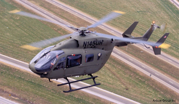 The US Army received first UH-72A Lakota from production line configured as initial-entry training helicopter. Newest helicopter will join seven Lakotas already modified to training configuration