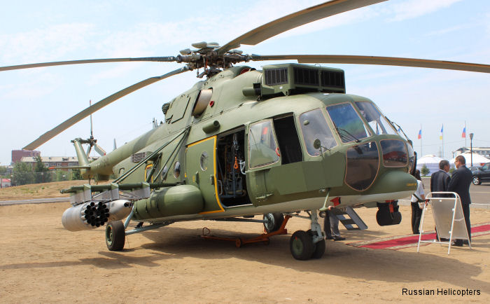 Security chiefs from 70 countries visit Russian Helicopters Ulan-Ude Aviation Plant