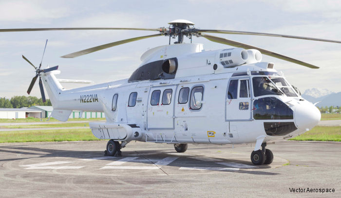 Vector Aerospace UK Fleetlands site is now an Airbus Helicopters Service Centre for all Super Puma variants owned by oil and gas North Sea operators.