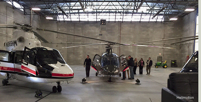 Helimotion has announced a breakthrough agreement with the brand new Vertiport Chicago helicopter facility.