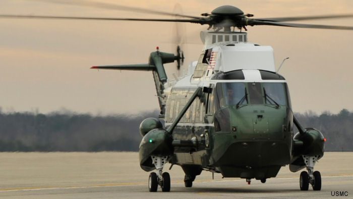 Cabin Interiors to be Upgraded on 5 Sikorsky VH-3D Sea King