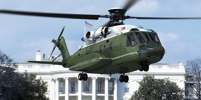VH-92A, the future Marine One, successful completed Preliminary Design Review and testing of communications components. Sikorsky also accepted the second S-92A aircraft for the program.