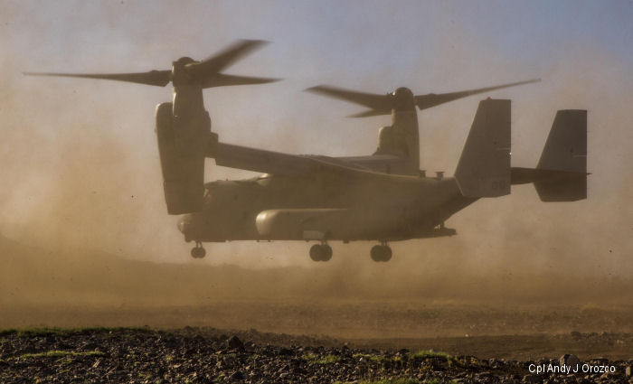 VMX-22 tests new software in New Mexico