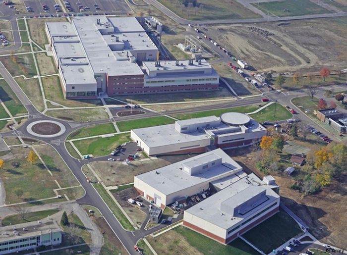 Wright-Patterson AFB facility saves the DOD time, millions