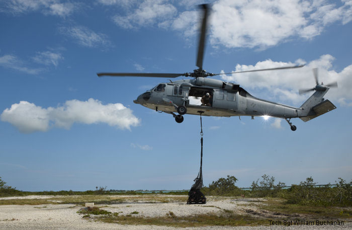Florida Guardsmen Air Assault into History