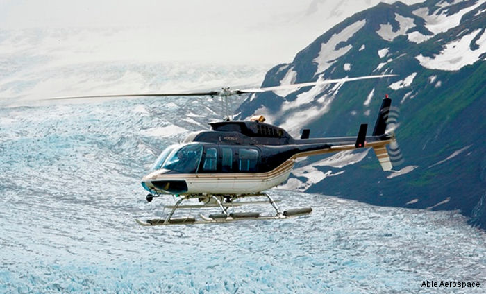 The Canada Connection: Able works with Bell Helicopter in Calgary for In-country Distribution