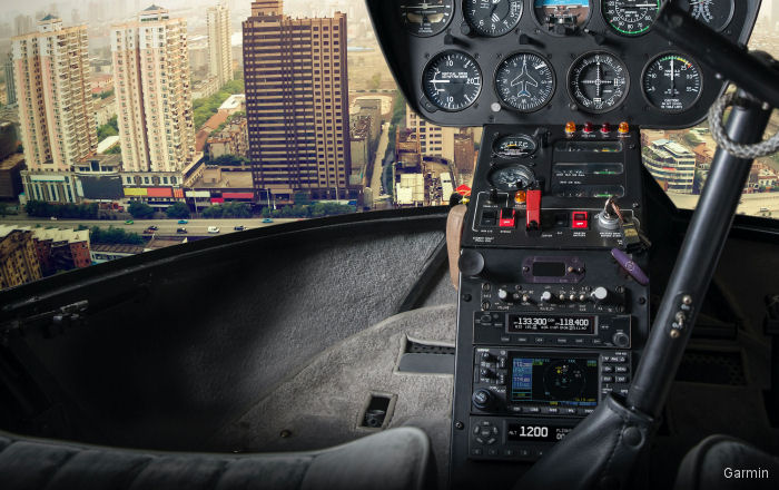 FAA granted Supplemental Type Certification (STC) for the installation of Garmin GTX 345 ADS-B In/Out and GTX 335 ADS-B Out transponders in an Approved Model List (AML) of Part 27 helicopters