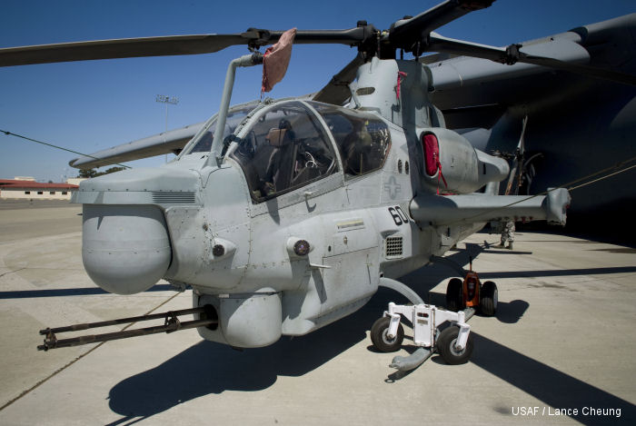 Lockheed Martin awarded Target Sight System (TSS) contract for Pakistan AH-1Z Viper attack helicopters. Work is expected to be complete by December 2017.