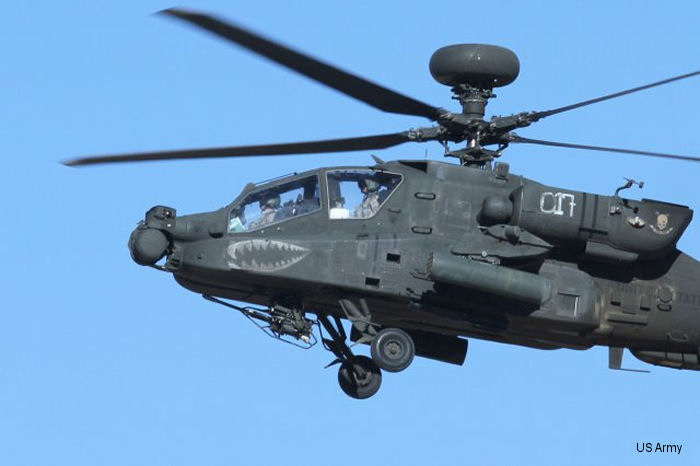 LONGBOW LLC, a joint venture of Lockheed Martin and Northrop Grumman,  announced $57M FMS (foreign military sale) contract for Indian Air Force new AH-64E helicopters Fire Control Radar systems
