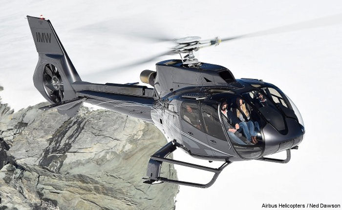 Airbus Helicopters sells first H125/AS350B3e to Latvia and delivers first H130/EC130T2 to Estonia