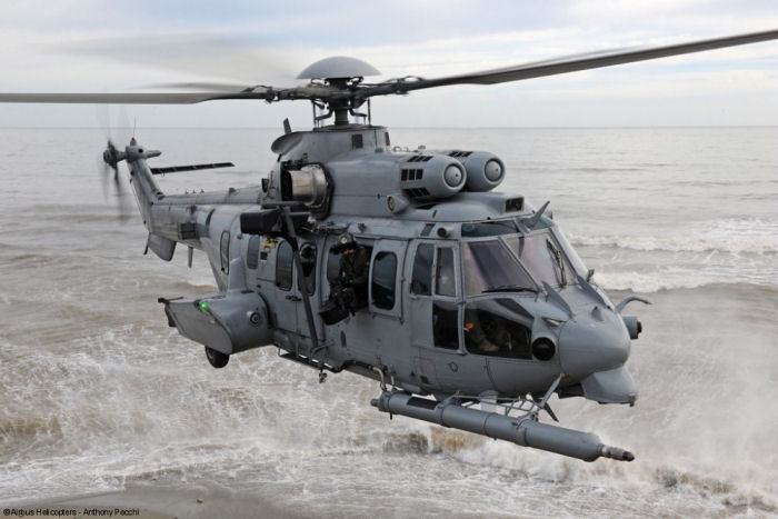 Airbus Helicopters CEO letter regarding the status of the multirole helicopter tender in Poland ( EC725 Caracal )