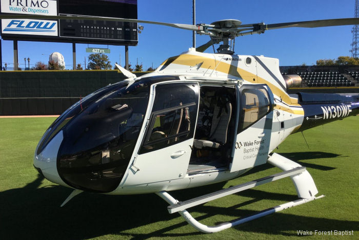 AirCare, the air ambulance program of Wake Forest Baptist Medical Center in North Carolina is celebrating 30 years. Operated by Air Methods