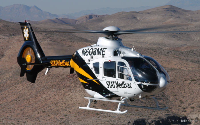 STAT MedEvac H135 and JeffSTAT H130 to be featured at the Air Medical Transport Conference (AMTC) to be held at the Charlotte Convention Center, NC, September 26-28