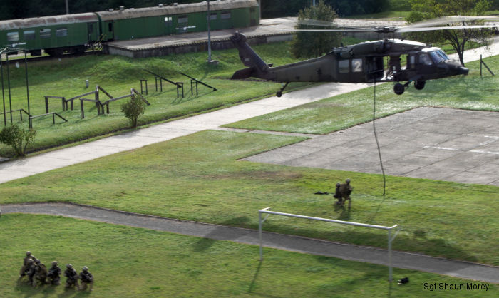 ARNG Helicopter task force completes Europe SOF